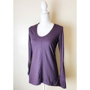 Lole • Purple Athletic Workout Top